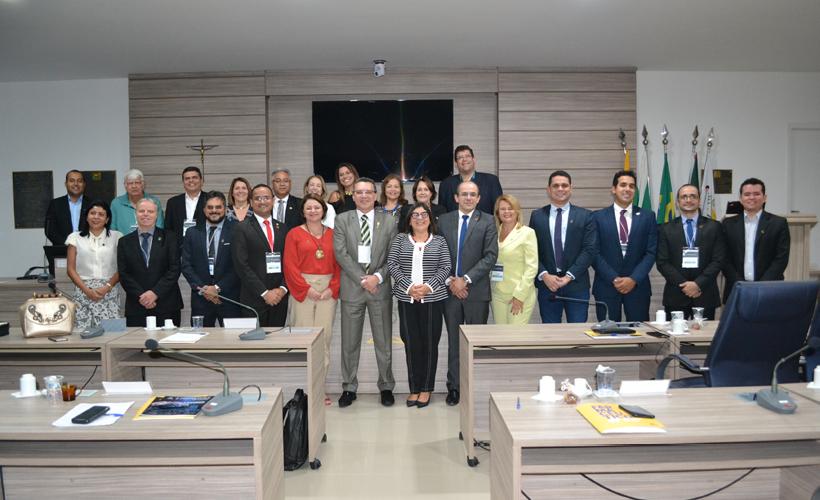 Presidentes dos Regionais debatem o fortalecimento do Sistema CFF/CRFs